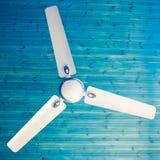 Fan de plafond Image libre de droits