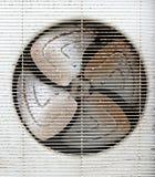 FAN del aire acondicionado Fotos de archivo
