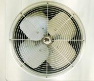 Fan del condensador Imagen de archivo
