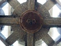 Fan della torre di raffreddamento Immagine Stock