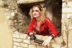 Fan Harley Quinn Royalty Free Stock Photo