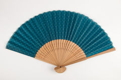 Fan. Here is a chinese type fan Royalty Free Stock Photos