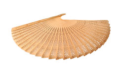 Fan openwork Stock Photography