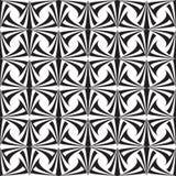 Fan pattern Stock Photography