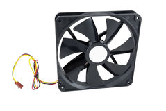 Fan for PC Stock Image