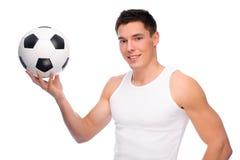 fan piłka nożna obraz royalty free
