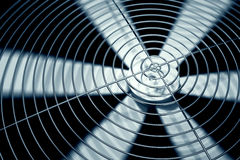 Fan. Royalty Free Stock Photo