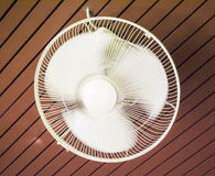 A fan spinning Stock Images