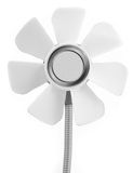 Fan on a stick Royalty Free Stock Image