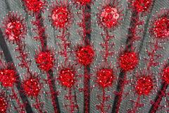 Fan texture closeup Royalty Free Stock Photos