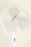 Fan, ventilator for hot summer days Royalty Free Stock Image