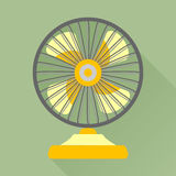 Fan or ventilator icon Royalty Free Stock Photo