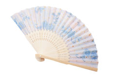 Fan  on a white Stock Photography