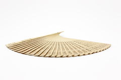Fan wooden Stock Images