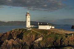 Fanad灯塔Co Donegal爱尔兰 免版税库存图片