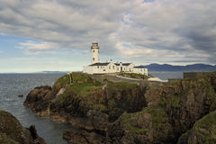 Fanad fyr Co Donegal Irland arkivfoto