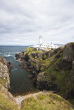 Fanad Head Lighthouse Royalty Free Stock Photography