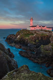 Fanad head lighthouse , Donegal , Ireland Stock Photography