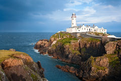 Fanad Head Lighthouse Stock Images