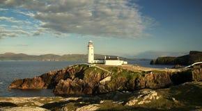 Fanad-Leuchtturm Co Donegal Irland stockbilder