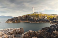 Fanad Lighthouse Co. Donegal Ireland Royalty Free Stock Photos
