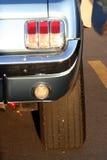 Fanale posteriore del mustang Fotografia Stock