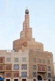 Fanar, centro cultural islámico de Qatar Foto de archivo