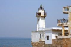 fanar Lebanon latarni morskiej stara opona Zdjęcia Stock