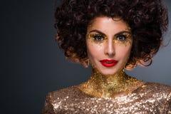 Fancier золота Стоковые Фотографии RF