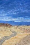 Fanciful Designs Of Zabrislie Point Amargosa Mountain Range in D Stock Photos