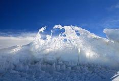 fanciful icy för design Royaltyfria Bilder