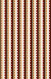 A fanciful vertical pattern. vector illustration