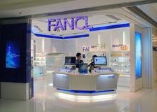 Fancl-Shop in Hong Kong stockfoto