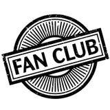 Fanclubstempel Lizenzfreie Stockfotos