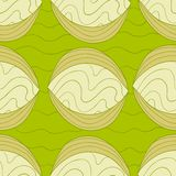 Fancy abstract seamless pattern Royalty Free Stock Photo