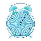 Fancy alarm clock Stock Photography