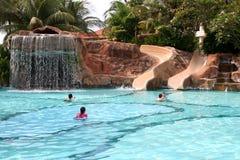 fancy basenu Obraz Stock