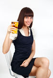 Fancy a beer Royalty Free Stock Photo