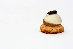Fancy biscuit - cookie Stock Images