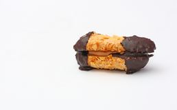Fancy biscuit - cookie Stock Image