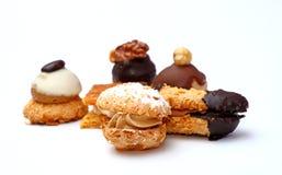 Fancy biscuits - cookies Stock Photo