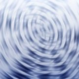 Fancy blue ripples 1 Royalty Free Stock Images