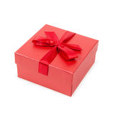 Fancy box, isolated against white background Stock Images