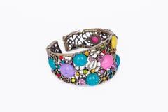 Fancy bracelet Royalty Free Stock Images