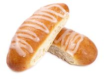 Fancy bread Stock Photography