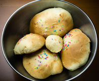 Fancy bread Royalty Free Stock Photo