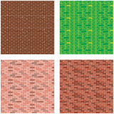 Fancy brick Background Vector Royalty Free Stock Photo