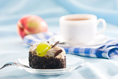 Fancy cake Stock Images