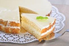 Fancy cake Stock Photography