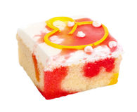 Fancy cakes . Royalty Free Stock Images